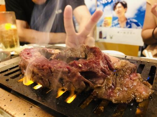 食欲の秋|運動の秋|食欲の肉!|日曜営業やってます!ヤキニク