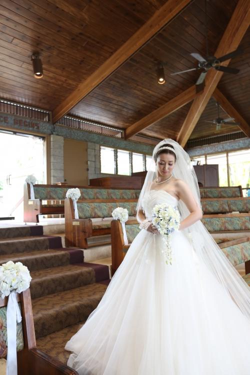 海外挙式花嫁ブライダル