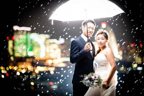 花嫁前撮り