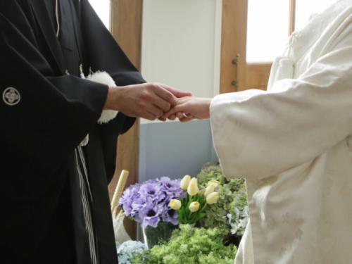 和装結婚式の御仕度は、浅草雷門さくらベール浅草店へ♪
