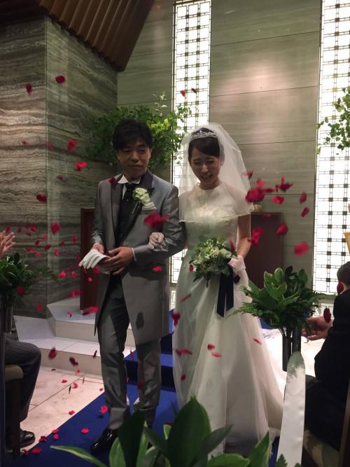 インターコンチ品川結婚式花嫁