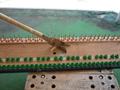 カワイBL71にコルグ消音ユニット取り付けました。
