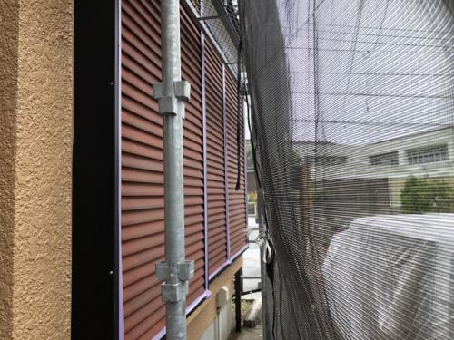 青葉区荏田西M様邸屋根外壁塗り替え工事