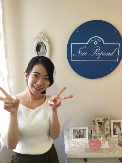 横浜迎賓館挙式花嫁ー