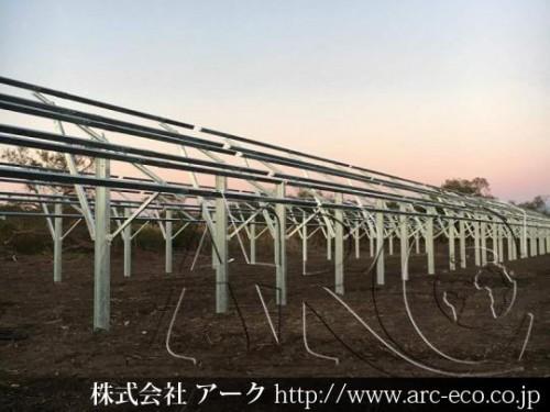 「日高町」工事中太陽光発電現場情報を更新!