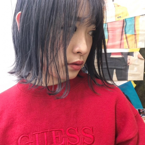 tlony渋谷透明感 色落ちもキレイ