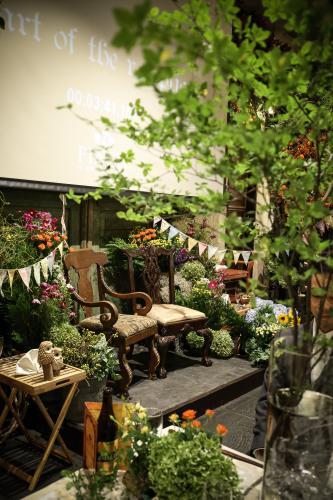 【札幌】世界にたったひとつだけの花だらけの結婚式