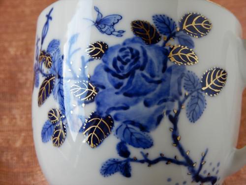 本景徳鎮ホンハイの馬蹄杯とマグを27日までの期間限定で販売