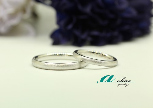 若葉区からお越しのお客様の結婚指輪