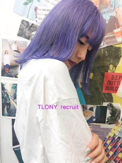 TLONY渋谷2019新卒生募集スタート