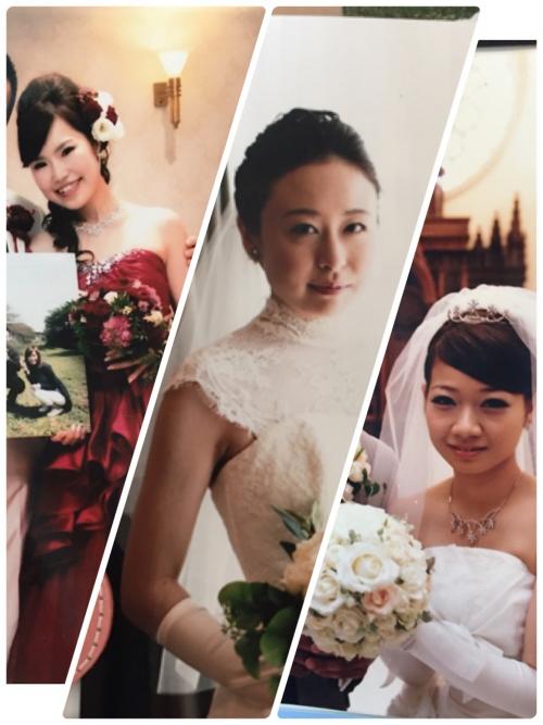 お友達紹介花嫁