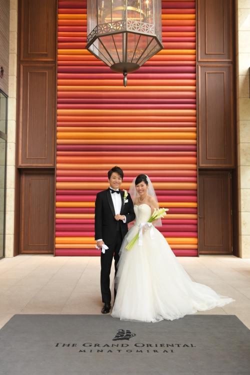 グランドオリエンタル結婚式