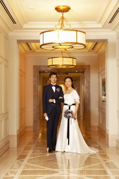 東京挙式花嫁