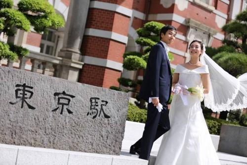 結婚式花嫁より