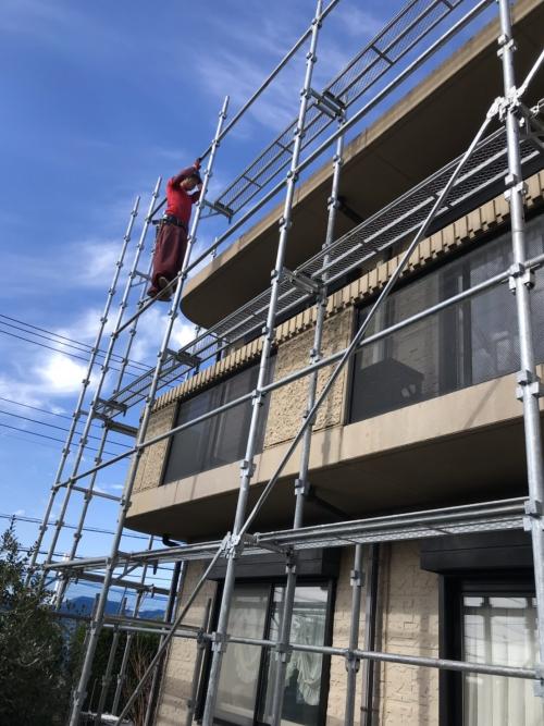 青葉区美しが丘西S様邸外壁塗り替え工事