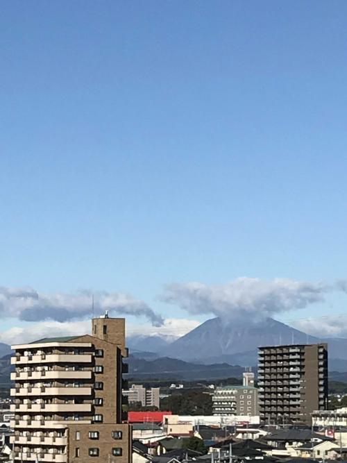 11月になり山も冬支度を始めました