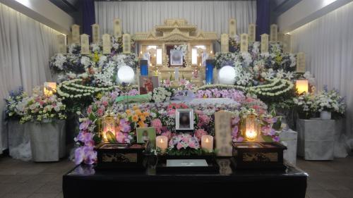 思い出の里 大宮聖苑 家族葬 葬儀 火葬式 まごころB
