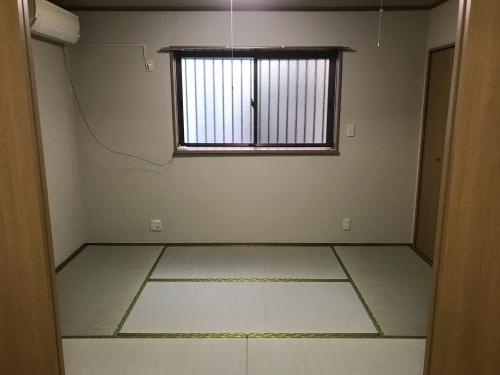 横浜市神奈川区 内装工事とクリーニング