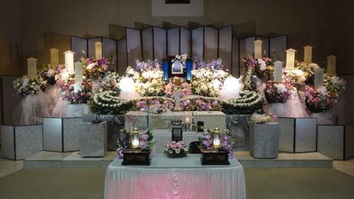 浦和斎場 家族葬 葬儀 お葬式 火葬式 まごころA