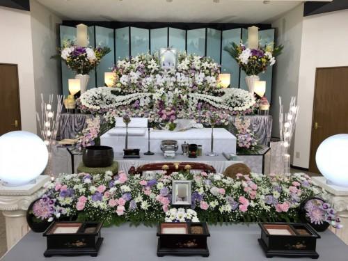 新成寺 大宮聖苑 家族葬 葬儀 お葬式 火葬式 まごころA