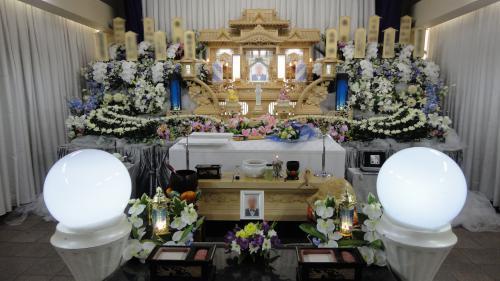 思い出の里 大宮聖苑 家族葬 葬儀 火葬式 まごころA
