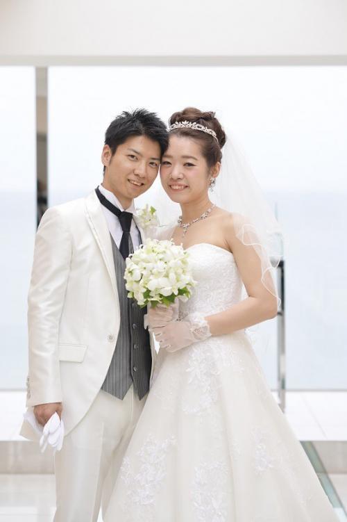 結婚1周年