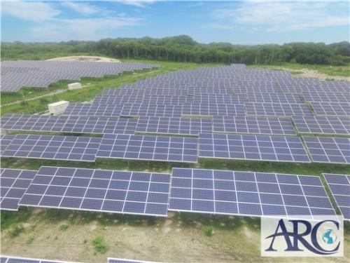 産業用全量売電型太陽光発電!アーク自社発電所のご紹介!