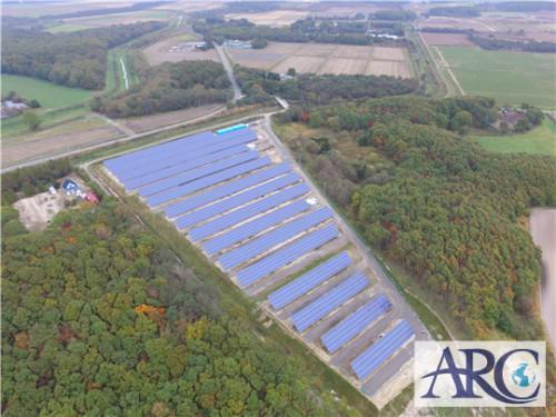 土地付き投資型産業用太陽光発電!20年間安定収入!
