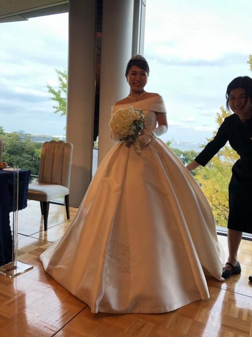 ホテルニューグランド花嫁