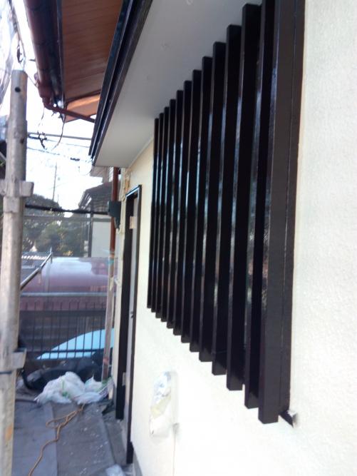 川崎市麻生区T様宅住宅の外壁塗装工事
