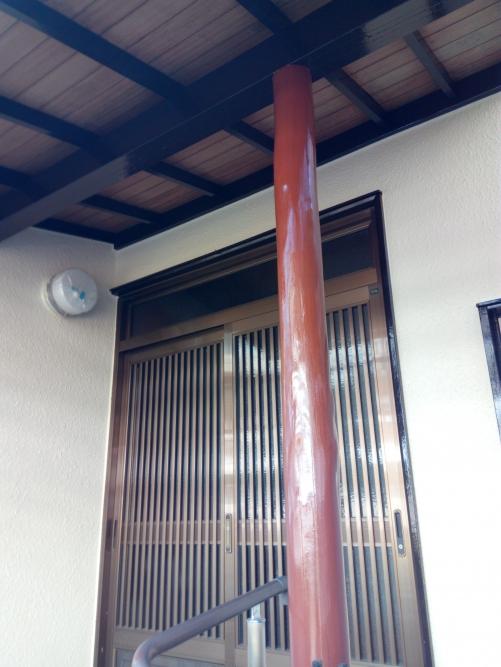 川崎市麻生区T様宅外壁塗装