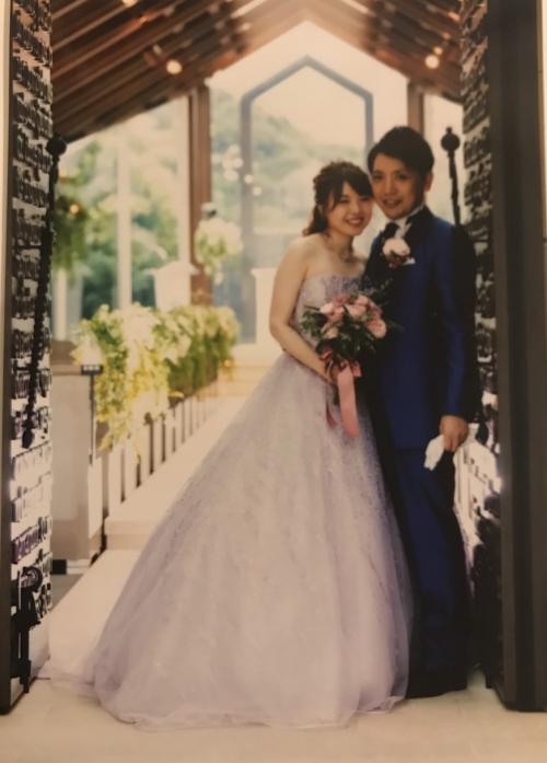 伊勢山ヒルズ挙式花嫁