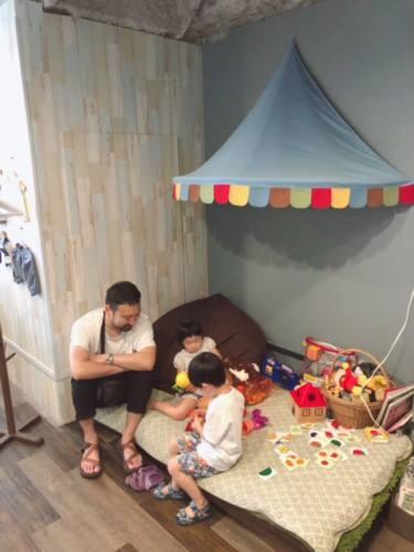 住吉、大島でキッズスペース有で子連れで行ける美容室