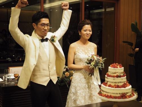 アマンダンヒルズ挙式花嫁