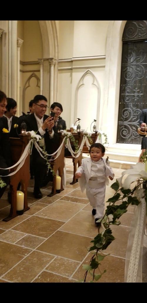 ハートコート結婚式