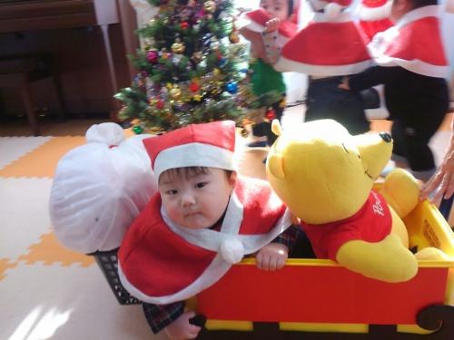 ファミリー託児所☆クリスマス発表会