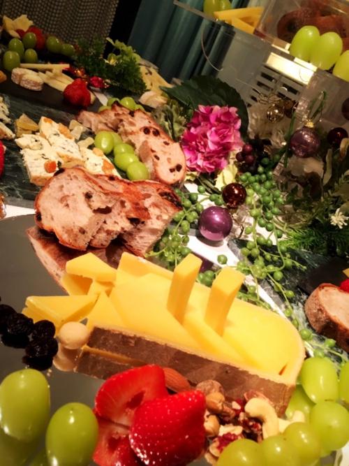 チーズパーティー