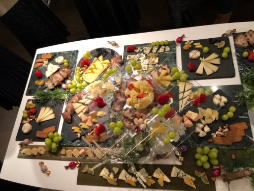 ハッピーラボチーズとワインパーティー