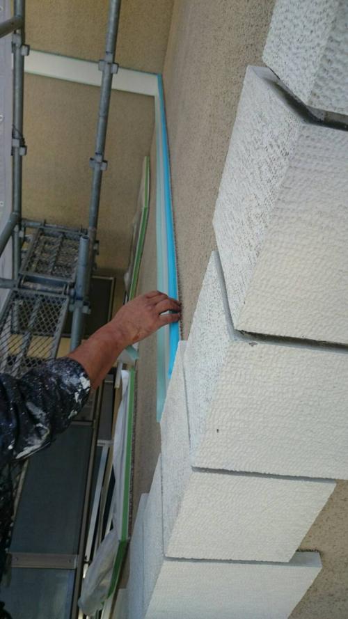 青葉区荏子田M様邸屋根外壁塗り替え工事