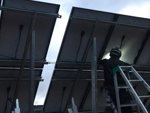 「厚真町」工事中太陽光現場情報を更新!