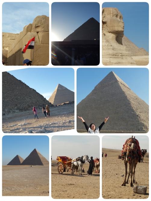 ピラミットから