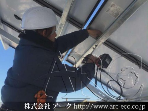 「白糠町」工事中太陽光現場情報を更新!
