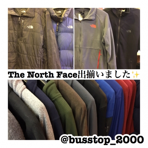 The North Face 出揃いました!