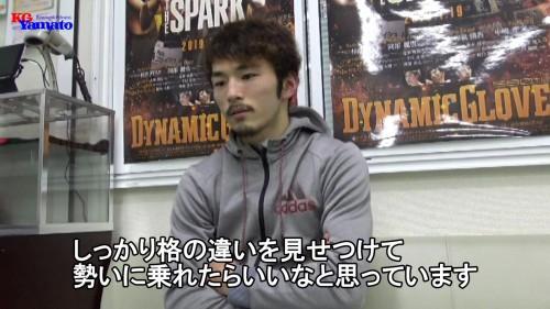 1.19 阿部麗也、ポリスボクサーと対戦!PV公開
