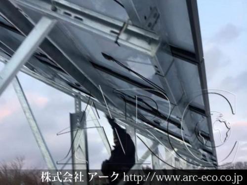 「むかわ町」工事中太陽光発電現場情報を更新!