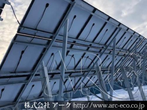 「千歳市」工事中太陽光現場情報を更新!