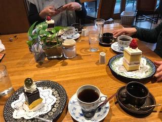 サザコーヒーに行きました〜