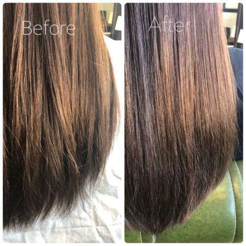 髪質にストレスを方にお持ちの方へ。最新ヘアトリートメント!