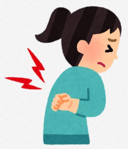 背中の痛みの治療について