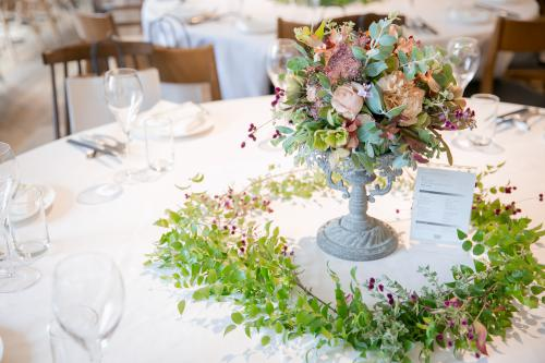 お花であふれる結婚式 byGANON FLORIST